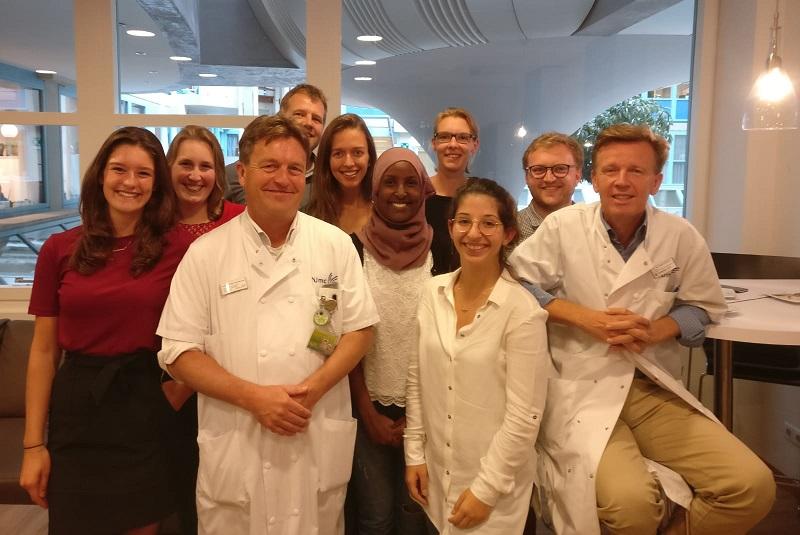 AMYPAD study recruits patients Neuronet news on european neurodegeneration research Frederik Barkhof