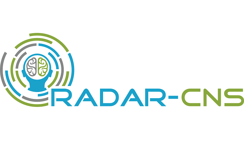 work on RADAR-CNS event logo