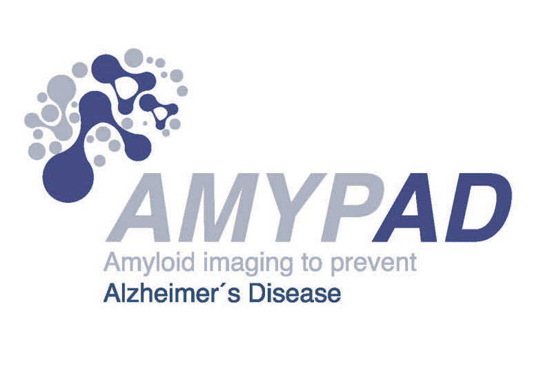 AMYPAD logo, UNIGE is recruiting a PostDoc/PhD/Research Assistant