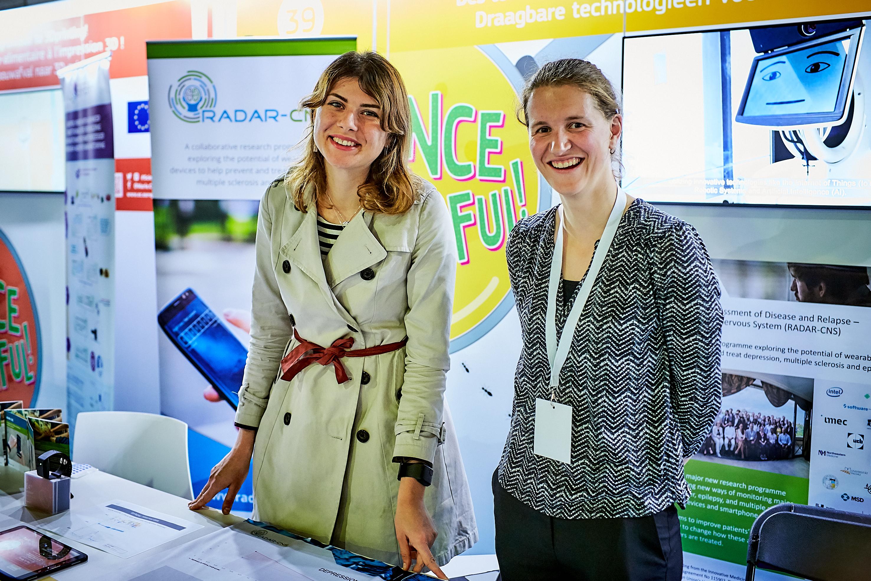 RADAR-AD at science innovation days brussels