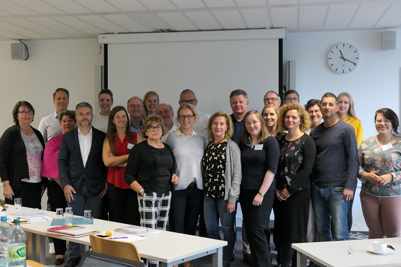 MOPEAD Closing meeting MOPEAD Models of Patient Engagement for Alzheimer's Disease at Uniklinik Köln
