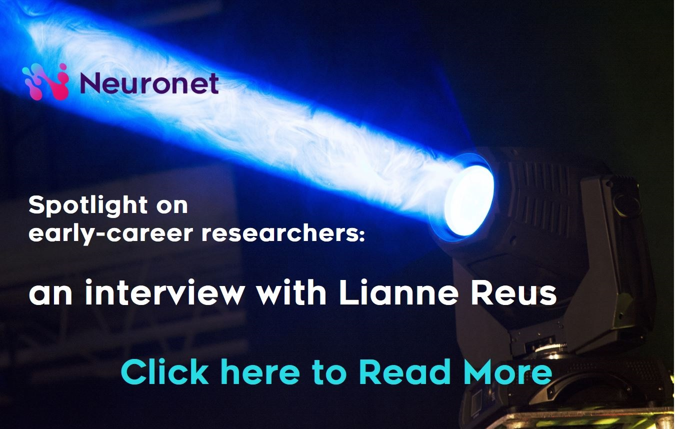 Spotlight on early-career researchers an interview with Lianne Reus PRISM