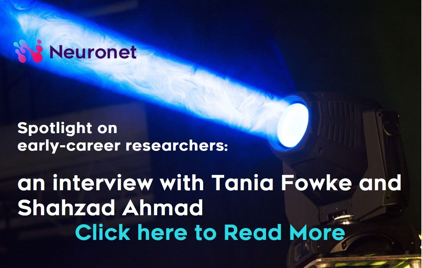 Spotlight on early-career researchers an interview with Tania Fowke and Shahzad Ahmad ADAPTED