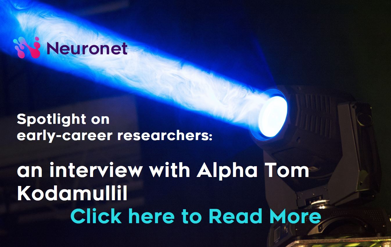 Spotlight on early-career investigators an interview with Alpha Tom Kodamullil
