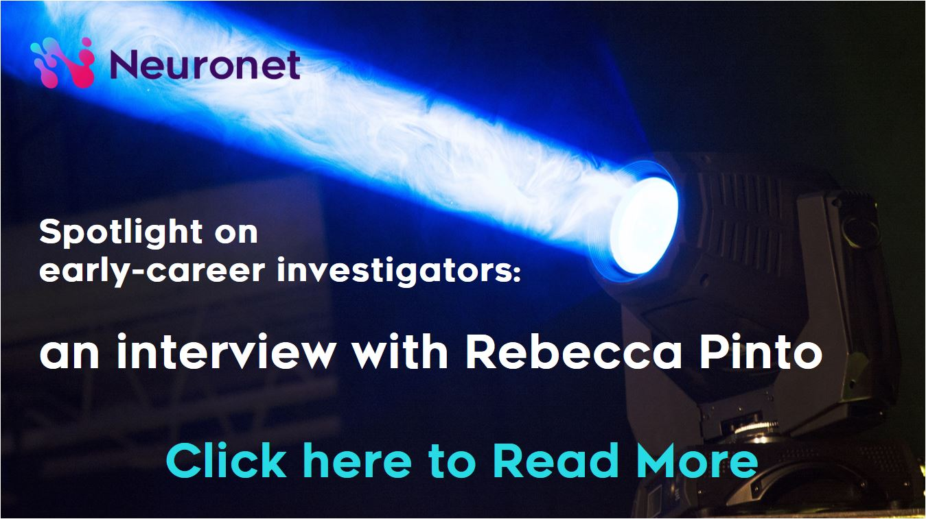 Spotlight on early-career investigators an interview with Rebecca Pinto - PD-MIND