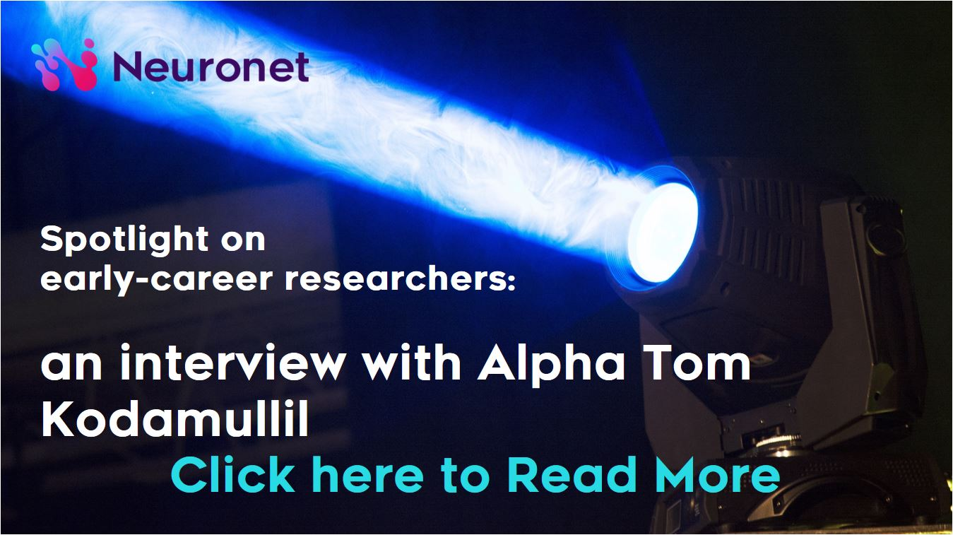 Spotlight on early-career researchers an interview with Alpha Tom Kodamullil AETIONOMY
