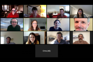 Neuronet Working Group on data sharing holds an online meeting, identifying key challenges and obstacles to effective data sharing
