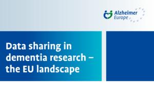 Data sharing in dementia research - the EU landscape